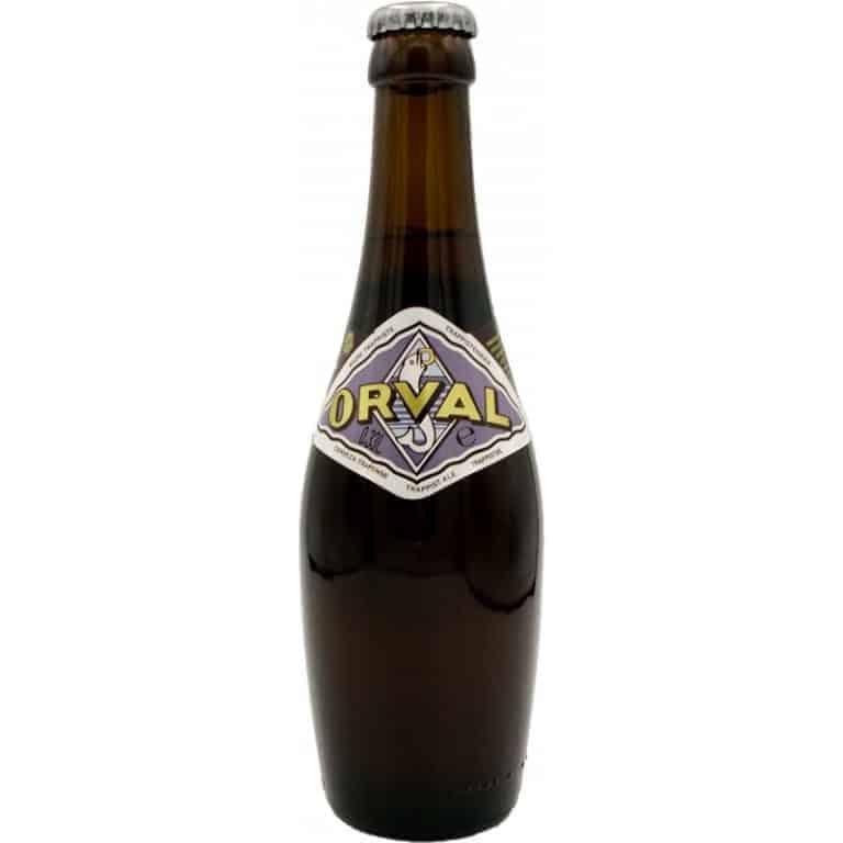Orval cerveza