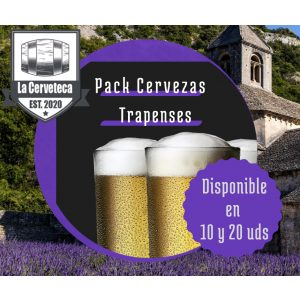 pack cervezas trapenses