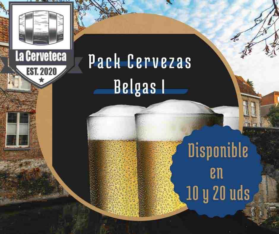 pack cervezas belgas I