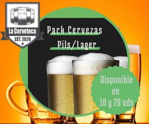pack cervezas pils