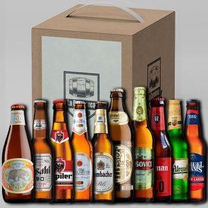 pack cervezas del mundo lager