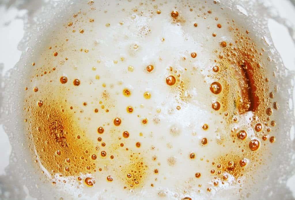 levadura en la cerveza