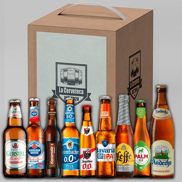 Pack Cervezas sin alcohol