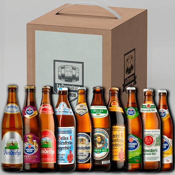 pack cervezas munich
